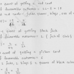 RD Sharma Class 10 Solutions Chapter 13 Probability Ex 13.1 Q38