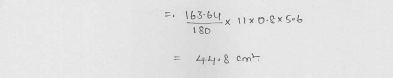RD-Sharma-class 10-maths-Solutions-chapter 15-Areas related to Circles- Exercise 15.2-Question-13_1