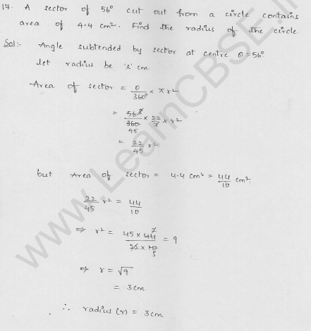 RD-Sharma-class 10-maths-Solutions-chapter 15-Areas related to Circles- Exercise 15.2-Question-17