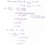 RD Sharma class 9 maths Solutions chapter 3 Rationalisation Exercise 3.2 Question 10 (ii)