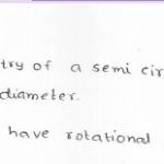 RD Sharma Class 7 Solutions 18.Symmetry EX-18.3 Q 6
