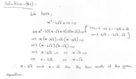 Rd-sharma-class-10-solutions-chapter-8-Quadratic-Equations-ex-8.3-q21
