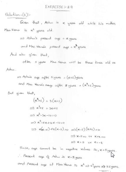 Rd-sharma-class-10-solutions-chapter-8-Quadratic-Equations-ex-8.9-Q1 png