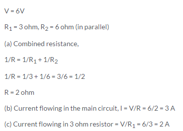 solution of s chand physics class 10 chapter 1 electricity Q26 Page 40