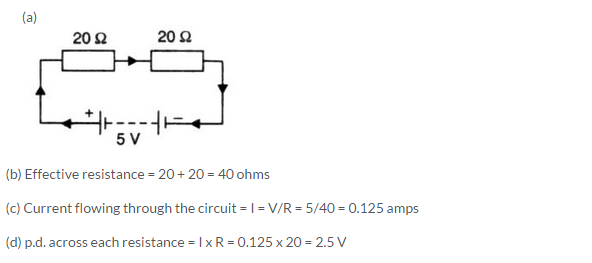 solution of s chand physics class 10 chapter 1 electricity Q29 Page 40