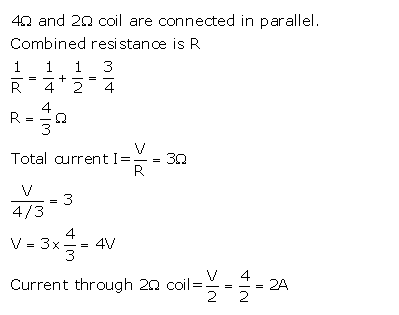 s chand class 10 physics solutions Chapter 1 Electricity Q31 Page 41