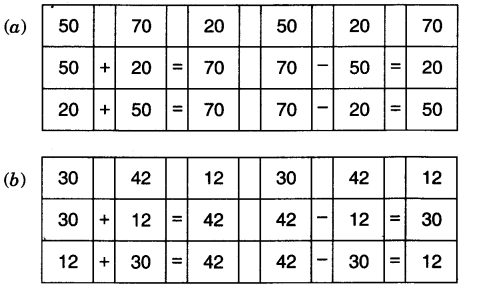 NCERT Solutions for Class 3 Mathematics Chapter-3 Give and Take Card Game 1.1
