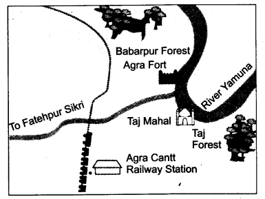 NCERT Solutions for Class 3 Mathematics Chapter-4 Long and Short Trip to Agra
