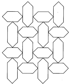 NCERT Solutions for Class 3 Mathematics Chapter-5 Shapes and Designs Weaving Patterns Q7