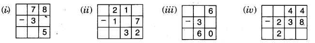 NCERT Solutions for Class 3 Mathematics Chapter-6 Fun With Give and Take Practice Q4