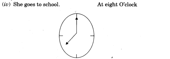 NCERT Solutions for Class 3 Mathematics Chapter-7 Time Goes On One Day in the Life of Kusum Q1.1