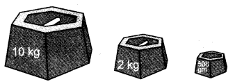NCERT Solutions for Class 3 Mathematics Chapter-8 Who is Heavier Look for Weights and Balances Q3