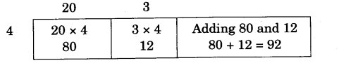 NCERT Solutions for Class 3 Mathematics Chapter-9 How Many Times Multiplying Big Numbers Q2