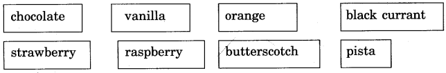 NCERT Solutions for Class 5 English Unit 1 Chapter 1 Ice-Cream Man 3