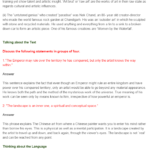 NCERT Solutions For Class 11 English Hornbill Landscape of the Soul