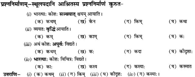 NCERT Solutions for Class 10th Sanskrit Chapter 1 Vadmayam Thapaha 9