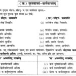NCERT Solutions for Class 10th Sanskrit Chapter 5 वाच्यम् 1