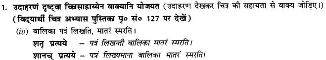 NCERT Solutions for Class 9th Sanskrit Chapter 19 Shatr Shanach Pratyayoh Prayogah 2