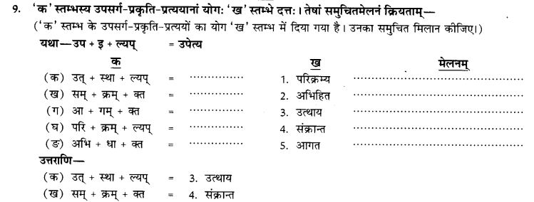 NCERT Solutions for Class 9th Sanskrit Chapter 5 Bhratrusanehastu Drulabh 35