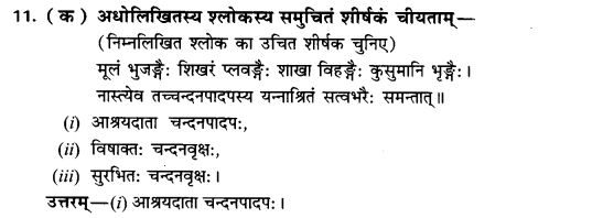 NCERT Solutions for Class 9th Sanskrit Chapter 7 Tarave Namostu 25