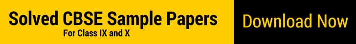 Download CBSE Sample Papers