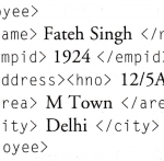 NCERT Solutions for Class 10 Foundation of Information Technology – Introduction to XML