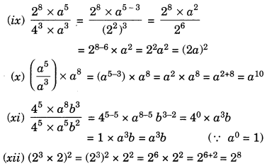 NCERT Solutions for Class 7 Maths Chapter 13 Exponents and Powers Ex 13.2 4