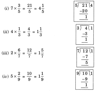 NCERT Solutions for Class 7 Maths Chapter 2 Fractions and Decimals Ex 2.2 5