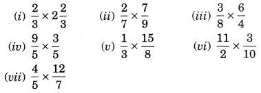 NCERT Solutions for Class 7 Maths Chapter 2 Fractions and Decimals Ex 2.3 3