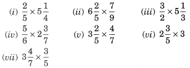 NCERT Solutions for Class 7 Maths Chapter 2 Fractions and Decimals Ex 2.3 5