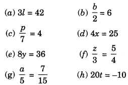 NCERT Solutions for Class 7 Maths Chapter 4 Simple Equations Ex 4.2 1