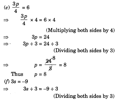 NCERT Solutions for Class 7 Maths Chapter 4 Simple Equations Ex 4.2 10