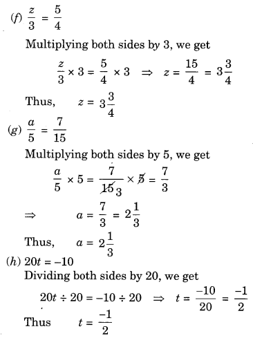 NCERT Solutions for Class 7 Maths Chapter 4 Simple Equations Ex 4.2 4