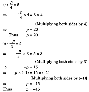 NCERT Solutions for Class 7 Maths Chapter 4 Simple Equations Ex 4.2 9