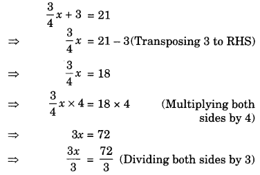 NCERT Solutions for Class 7 Maths Chapter 4 Simple Equations Ex 4.4 1