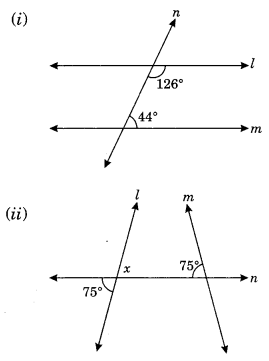 NCERT Solutions for Class 7 Maths Chapter 5 Lines and Angles Ex 5.2 6