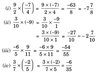 NCERT Solutions for Class 7 Maths Chapter 9 Rational Numbers Ex 9.2 8
