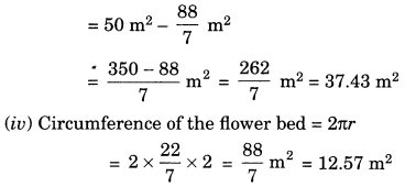 NCERT Solutions for Class 7 Maths Chapter 11 Perimeter and Area Ex 11.4 10