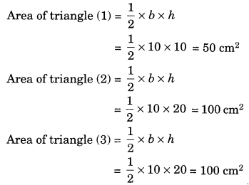 NCERT Solutions for Class 7 Maths Chapter 11 Perimeter and Area Ex 11.4 12