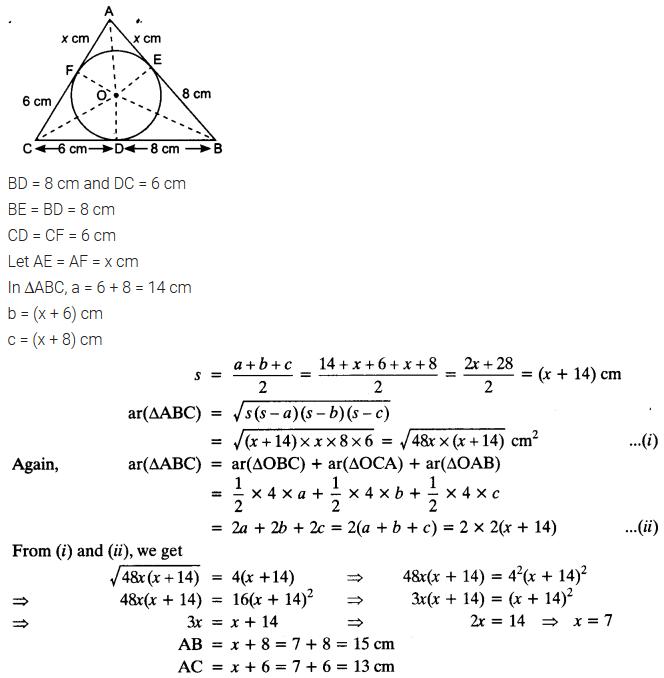 Ch 10 Maths Class 10 NCERT Solutions Ex 10.2 PDF Q12