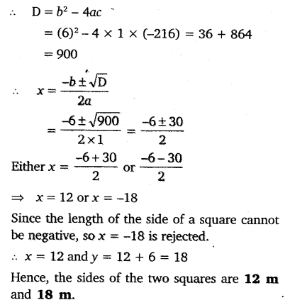 Chapter 4 Maths Class 10 NCERT Solutions Exercise 4.3 PDF Download Q11.1