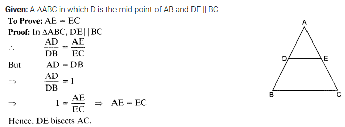 Chapter 6 Maths Class 10 Ex 6.2 NCERT Solutions PDF Q7