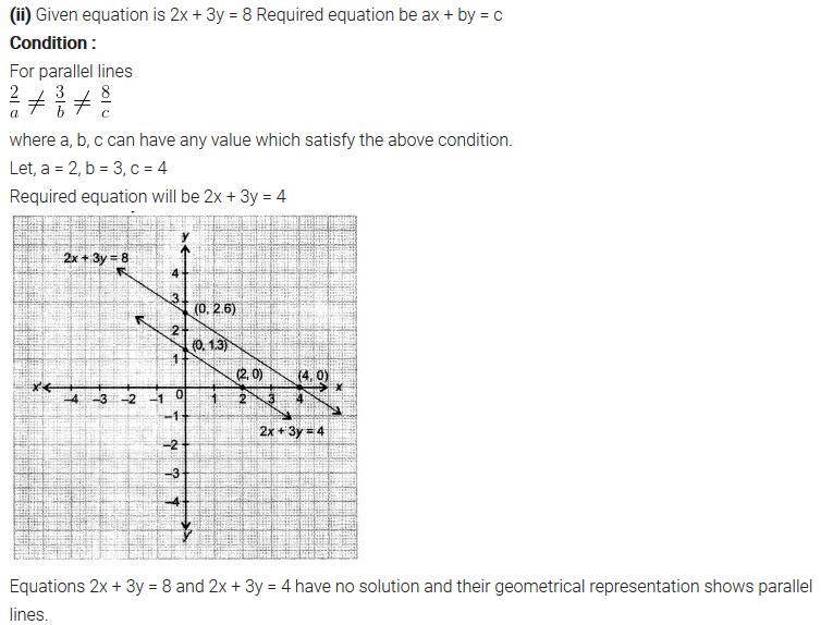Class 10 Maths Chapter 3 Pair Of Linear Equations In Two Variables NCERT Solutions Ex 3.2 Q6.1