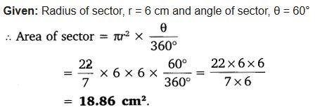 Ex 12.2 Class 10 Maths NCERT Solutions PDF Q1
