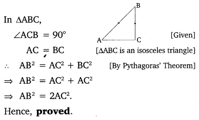 ncert solutions for class 10 maths triangles ex 6.5