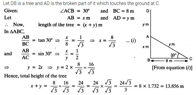 Ex 9.1 Class 10 Maths NCERT Solutions PDF Q2