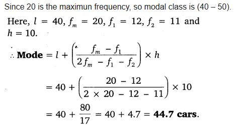Exercise 14.2 Class 10 Maths NCERT Solutions PDF Download Q6