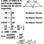 NCERT Solutions For Class 10 Maths Chapter 6 Triangles Ex 6.4