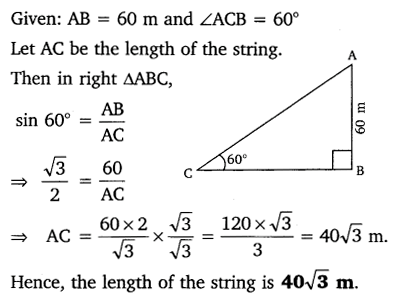 Exercise 9.1 Class 10 Maths NCERT Solutions pdf Q5