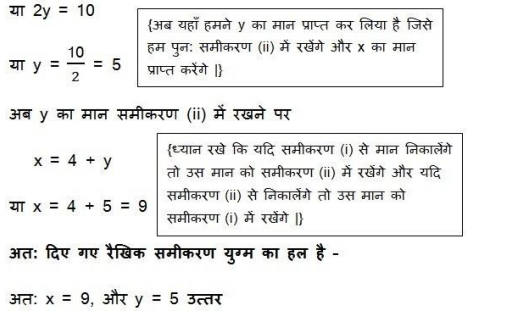 NCERT Solutions for class 10 Maths Chapter 3 Exercise 3.3 english medium pdf